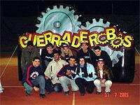 Guerra de Robôs (2005)