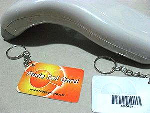 O Rede Sol Card, desenvolvido pela iCode