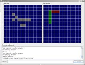Ocean War, jogo desenvolvido por alunos de Engenharia de Computação da Unisanta