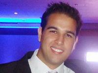 Luiz Pereira Jr., ex-aluno de Engenharia de Computação da Unisanta