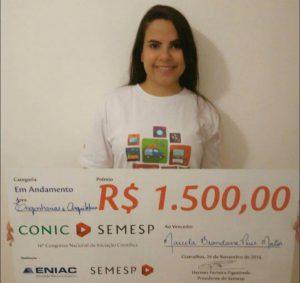 Marcela Brandasse (CONIC 2016)