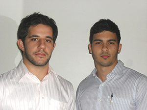 Renan Benvenute e Fernando Dini, da iCode