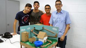 """Grupo IV – """"Estação de Tratamento de Água"""""""