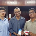 Apresentação de protótipos de Engenharia Biomédica